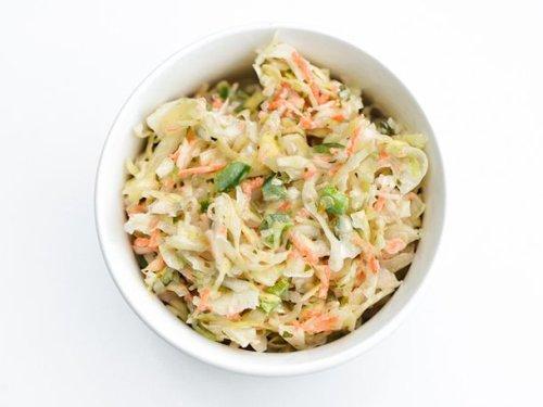 Jalapeño Coleslaw Recipe