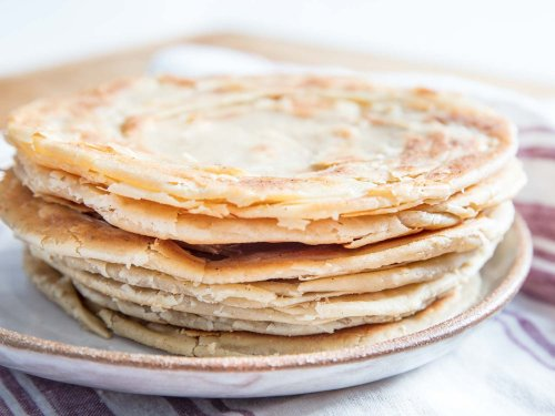 Paratha (Flaky South Asian Flatbread) Recipe