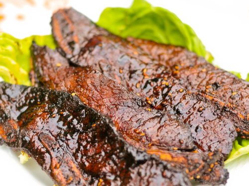 Galbi (Korean-Style Grilled Marinated Short Ribs) Recipe