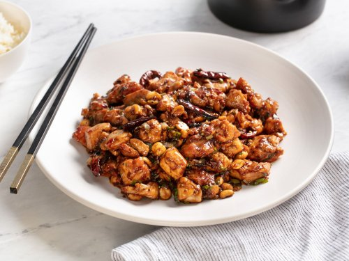 Real-Deal Kung Pao Chicken Recipe