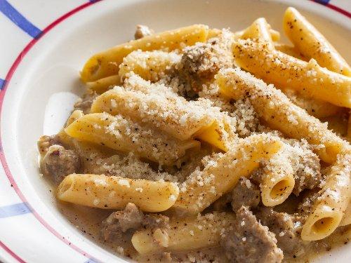 Pasta alla Norcina (Creamy Pasta With Sausage) Recipe