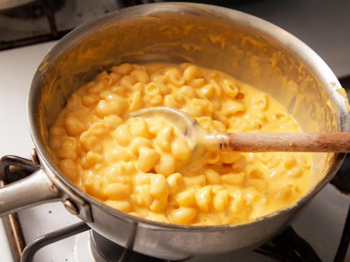 15-Minute Ultra-Gooey Stovetop Mac and Cheese | The Food Lab