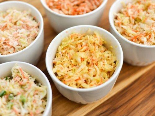 5 Delicious Coleslaw Variations