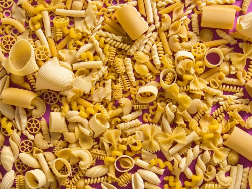 Our Favorite Pasta Shapes