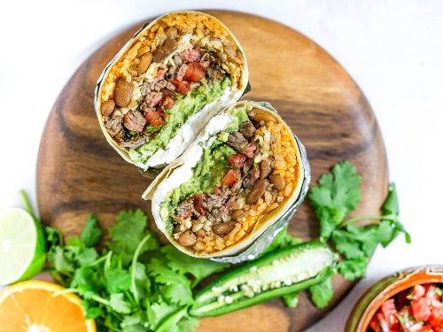 Mission-Style Carne Asada Burrito Recipe