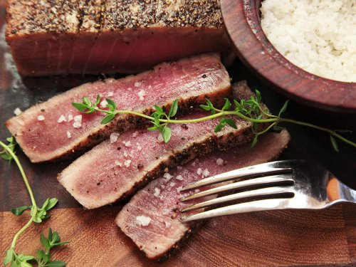 How to Cook Tuna Sous Vide   The Food Lab