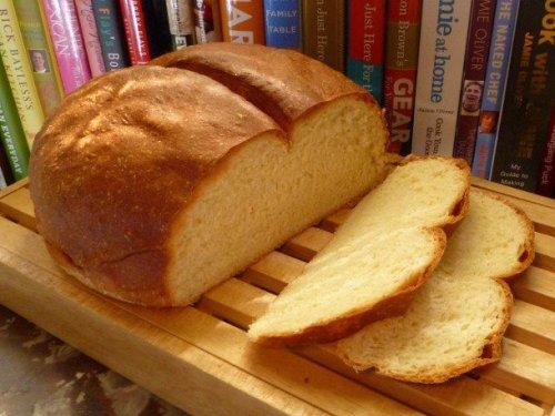 Sweet Corn Yeast Bread Recipe | Bread Baking
