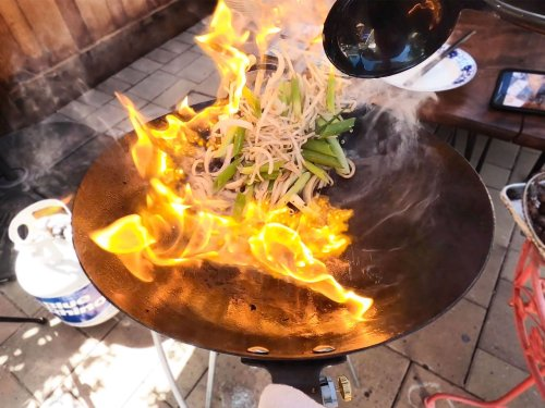 Outdoor Wok Burners Are the Key to Restaurant-Style Stir Fries