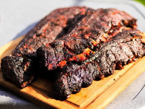 Dr. Pepper Baby Back Ribs Recipe