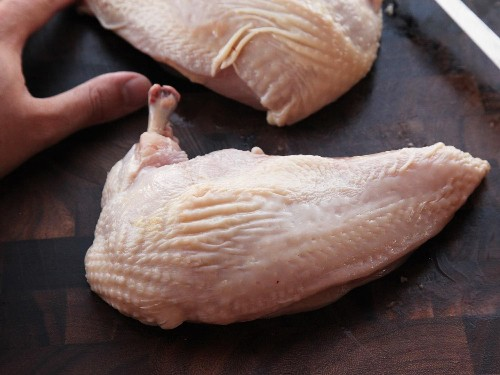 How to Cut an Airline Chicken Breast | Knife Skills