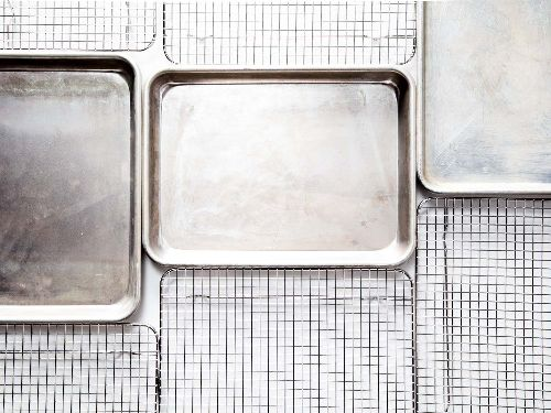 Baking Sheets and Cooling Racks Belong in Every Kitchen