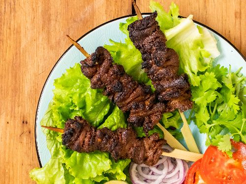 Beef Suya: How to Grill Nigeria's Famous Street-Food Skewers