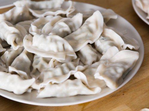 The Best Frozen Pork Dumplings | Taste Test