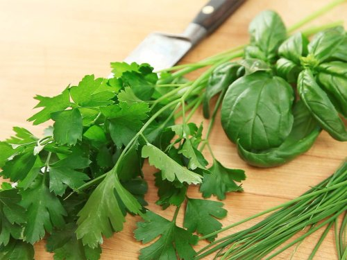 What to Do With Leftover Herb Stems