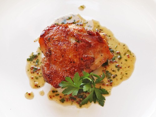 How To Make Sous Vide Chicken Thighs With Crispy Skin