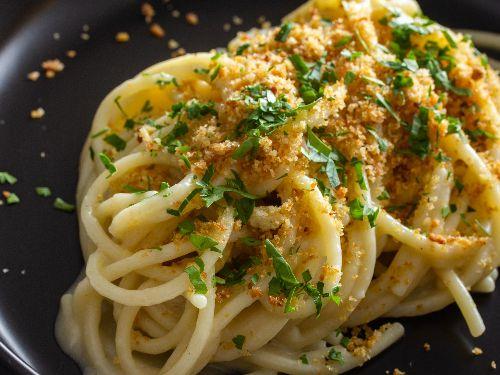 Pasta Burro e Alici (Pasta With Creamy Anchovy-Butter Sauce) Recipe