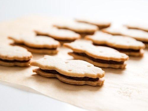 BraveTart: Chocolate-Filled Shortbread Cookies, No Elf Required
