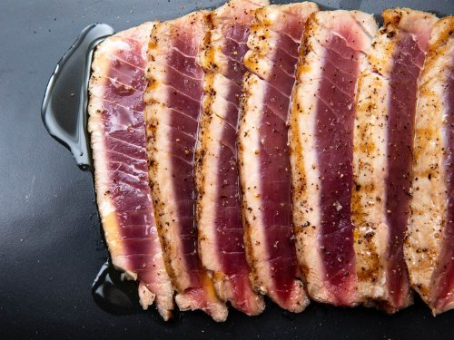 Grilled Tuna Steaks Recipe