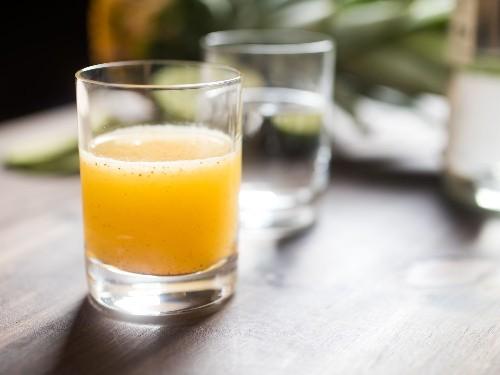 Spicy Pineapple-Cucumber Sangrita Recipe