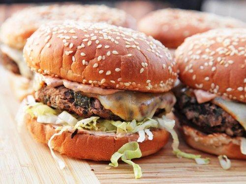 Two Great Vegetarian Burger Recipes