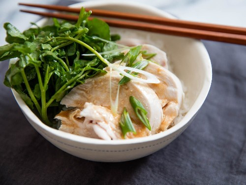Cold-Start Your Way to the Tenderest Poached Chicken
