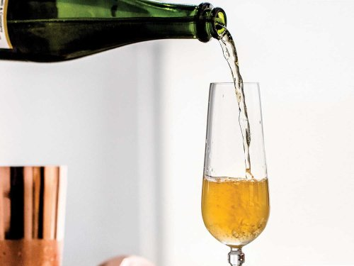 21 Sparkling-Cocktail Recipes for a Bubbly New Year's Eve