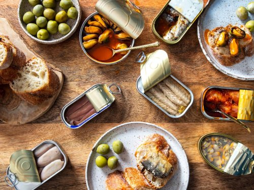 A Guide to Canned Fish and Seafood from Spain and Portugal