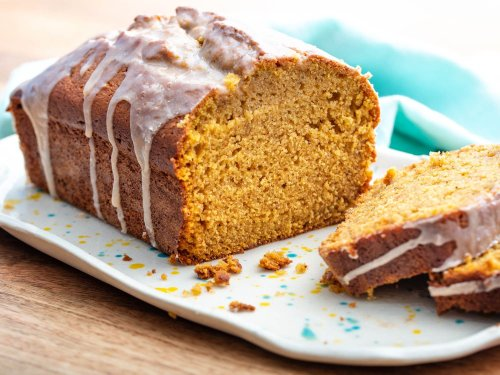 Sugar, Spice, and Everything Nice: Pumpkin Bread With a Brown Butter Glaze