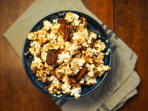 18 Addictive Snack Recipes for Movie Night at Home