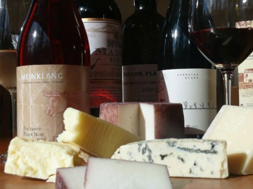 The Serious Eats Cheese and Wine Pairing Cheat Sheet