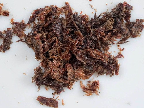 Homemade Machaca (Northern Mexican Dried Beef) Recipe
