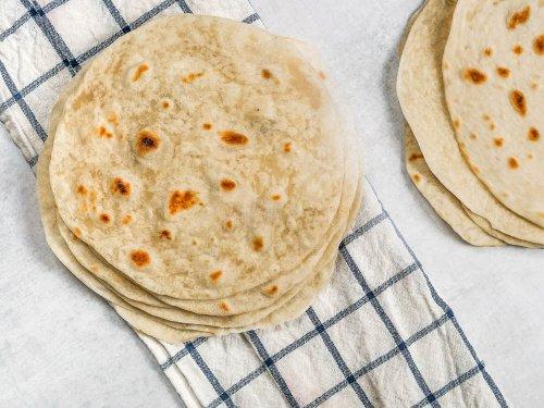 The Best Flour Tortillas Are Homemade