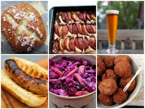 Gallery: 29 Recipes für Oktoberfest