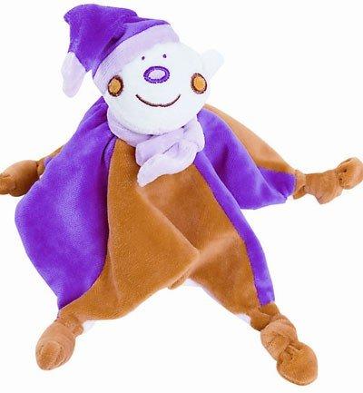 Juguetes para niños para llevar de viaje y de vacaciones - Marionetas que se adapta al tamaño del bolso