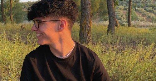 Manu Erena, el poeta adolescente que gracias a TikTok es número 1 en ventas