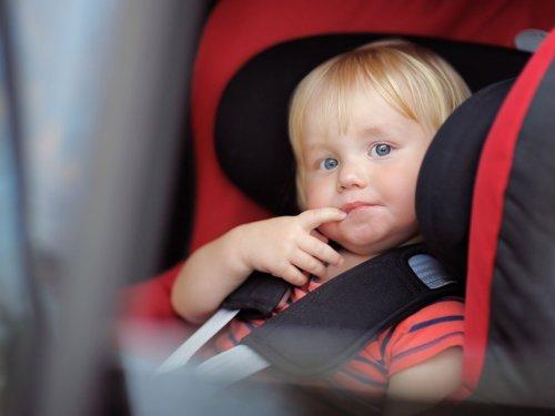 Juegos para viajar en coche con niños de 1-2 años
