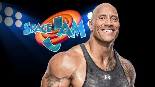 The Rock Is Being Considered for a New Space Jam Movie