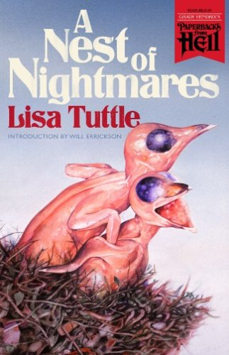 SFFWorld Countdown to Halloween 2021: A NEST OF NIGHTMARES by Lisa Tuttle