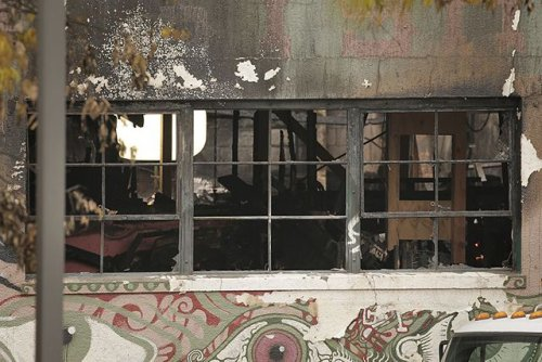Ghost Ship Building Landlords to Pay $12M to Victims' Families, and Declare Bankruptcy