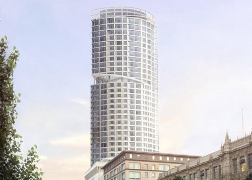 One Oak Project at Foot of Van Ness Seeks to Add 150 Units