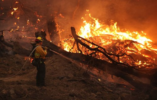 We Are In For an Especially Sh**ty Fire Season, and It's Already Begun