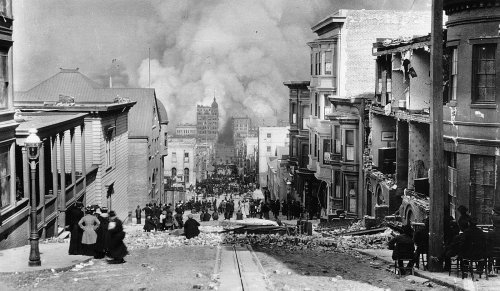 San Francisco's Tradition of Celebrating the City's Single Deadliest Day in History Isn't What It Sounds Like