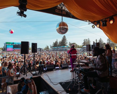 BottleRock Rejiggers Lineup For Labor Day Weekend, Adds Guns N' Roses, Foo Fighters, Megan Thee Stallion