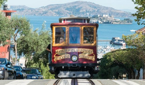 Clang! Clang! Clang!: SF's Cable Cars Return to Service Today With Free Rides