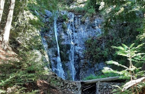 Pfeiffer Falls Trail at Big Sur Reopens Friday After 13-Year Closure