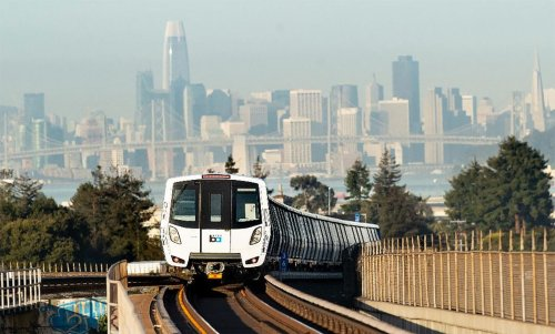 BART Ridership Hit a New Pandemic High Thursday as More People Are Moving Around