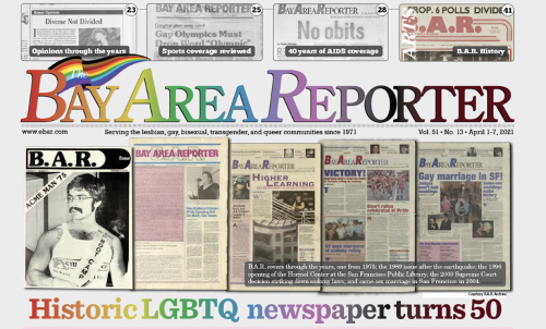 The First Draft of 50 Years of LGBTQ History - San Francisco Public Press