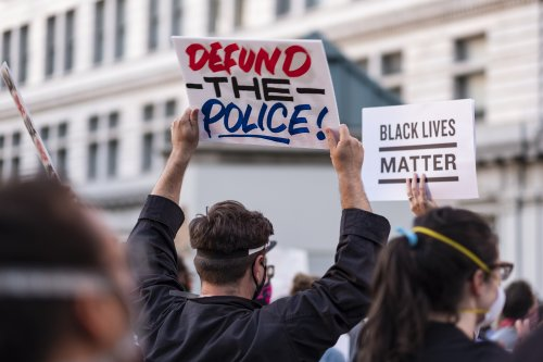 Bloated Police Budgets Crowd out Public Safety Alternatives, Activist Says