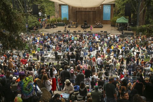 What About Outdoor Concerts? - SF Weekly
