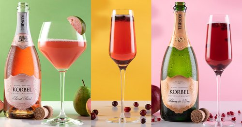 Pop the cork for National Wine Day with KORBEL California Champagne - SF Weekly